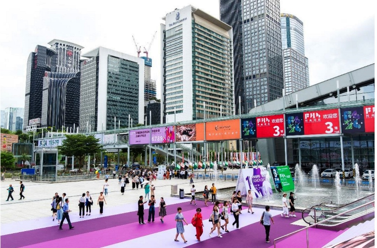 Intertextile Pavilion Shenzhen returns to China's fashion capital