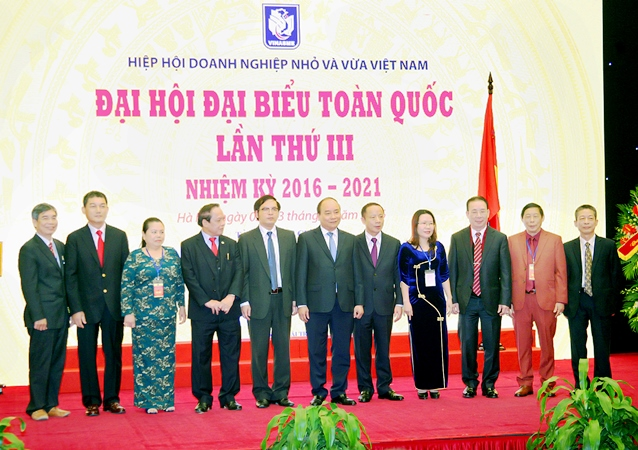 The Successful Third National Congress of Vietnam Association of Small and Medium Enterprises